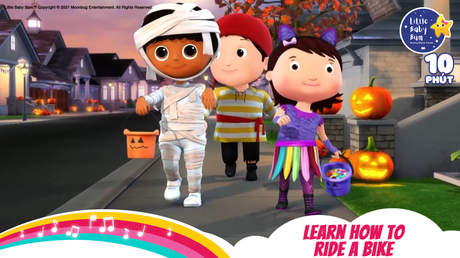 Little Baby Bum - Superclip 20: Learn How To Ride A Bike