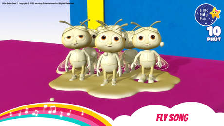 Little Baby Bum - Superclip 24: Fly Song