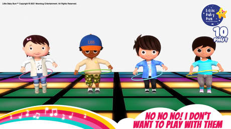 Little Baby Bum - Superclip 29: No No No! I Don't Want To Play With Them
