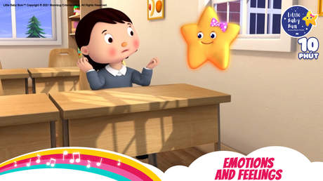 Little Baby Bum - Superclip 2: Emotions And Feelings