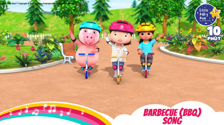 Little Baby Bum - Superclip 30: Barbecue (BBQ) Song