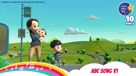 Little Baby Bum - Superclip 31: ABC Song V1
