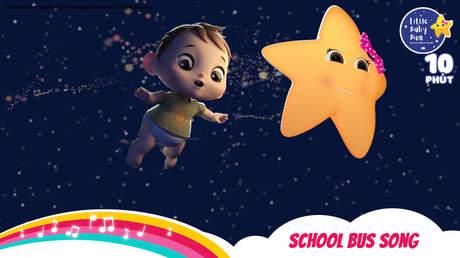 Little Baby Bum - Superclip 33: School Bus Song