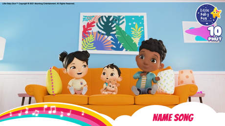Little Baby Bum - Superclip 36: Name Song