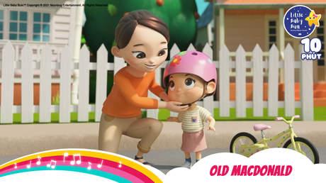 Little Baby Bum - Superclip 38: Old MacDonald