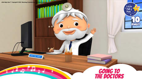Little Baby Bum - Superclip 3: Going To The Doctors