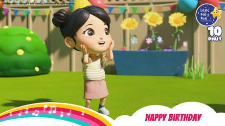 Little Baby Bum - Superclip 40: New Look - Happy Birthday