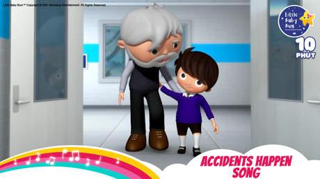 Little Baby Bum - Superclip 6: Accidents Happen Song