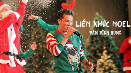 Christmas songs: Liên khúc Noel - Đàm Vĩnh Hưng