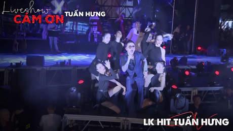 Live show Cảm ơn - Tuấn Hưng: Liên khúc In the club