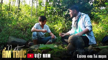 Nét ẩm thực Việt: Lươn om lá mụn