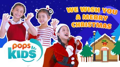 Mầm Chồi Lá thế hệ mới - We wish you a merry Christmas remix