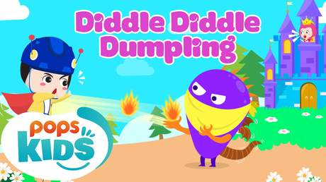 Mầm Chồi Lá tiếng Anh - Diddle diddle dumping