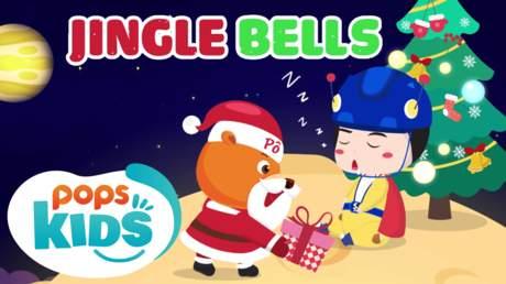 Mầm Chồi Lá tiếng Anh - Jingle bells