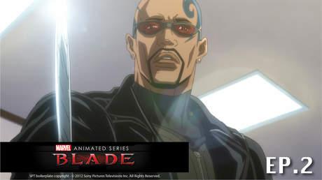 Blade ตอนที่ 2