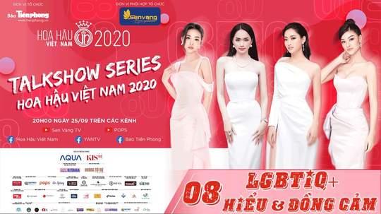 Talkshow Series HHVN 2020 - Tập 8: LGBTIQ+ hiểu và đồng cảm