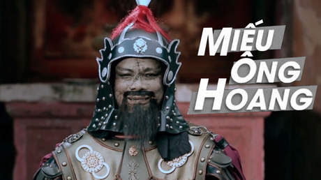 Tuyển tập hài Việt Hương: Miếu ông Hoang