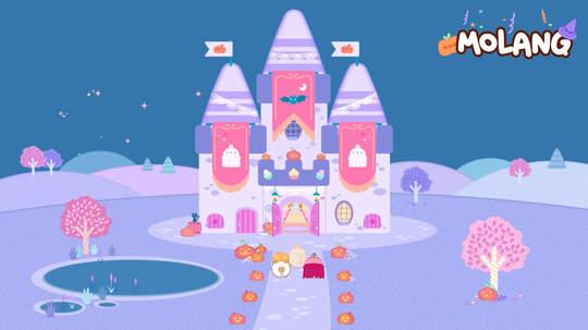 Molang Halloween - Tập 9: Halloween vui vẻ