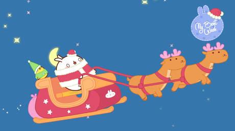 Molang - My Best Week: Vui Giáng Sinh