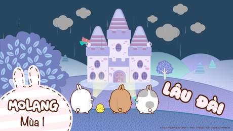 Molang S1 - Tập 31: Lâu đài