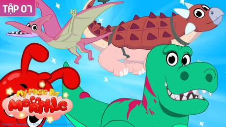 My Magic Pet Morphle - Tập 7: Khủng long đồ chơi của tôi