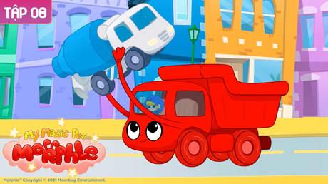 My Magic Pet Morphle - Tập 8: Chiếc xe tải màu đỏ to lớn của tôi