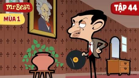Mr. Bean S1 - Tập 44: Bean học đàn piano