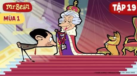 Mr. Bean S1 - Tập 19: Bean là quý ngài hoàng gia