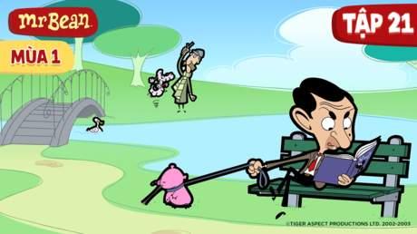 Mr. Bean S1 - Tập 21: Bị nhuộm hồng