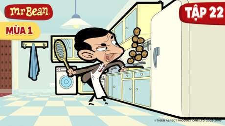 Mr. Bean S1 - Tập 22: Bữa ăn tối lãng mạn