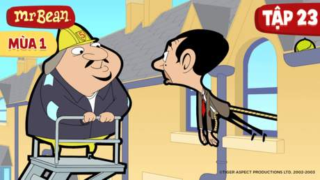 Mr. Bean S1 - Tập 23: Trái banh
