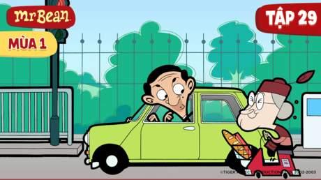 Mr. Bean S1 - Tập 29: Siêu xe đẩy