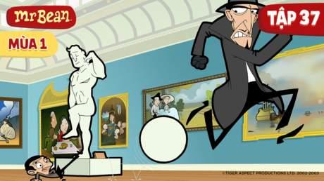 Mr. Bean S1 - Tập 37: Tên trộm tranh