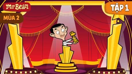 Mr. Bean S2 - Tập 1: Rạp phim tại nhà