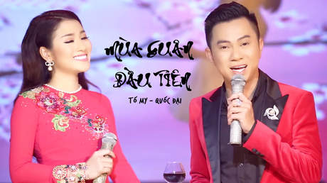 Tố My (ft. Quốc Đại) - Live: Mùa Xuân Đầu Tiên