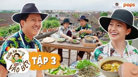 Muốn ăn phải lăn vào bếp Mùa 2 - Tập 3
