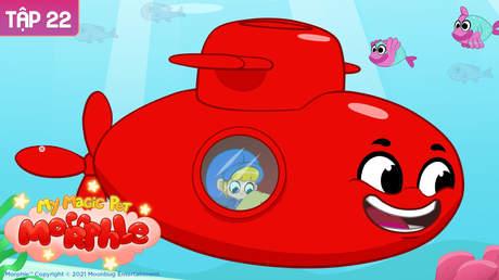 My Magic Pet Morphle - Tập 22: Tàu ngầm màu đỏ của tôi