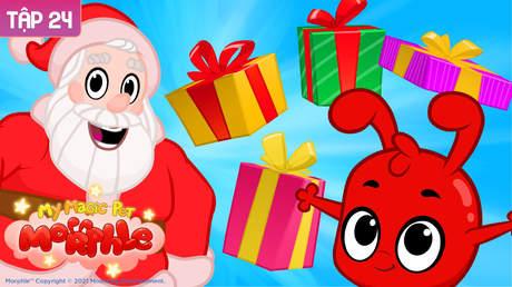 My Magic Pet Morphle - Tập 24: Băng trộm Giáng Sinh