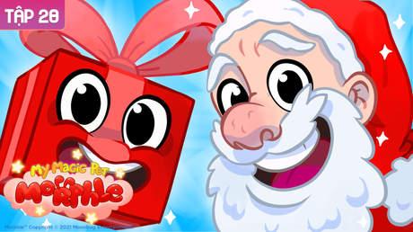 My Magic Pet Morphle - Tập 28: Món quà Giáng Sinh kỳ diệu của tôi