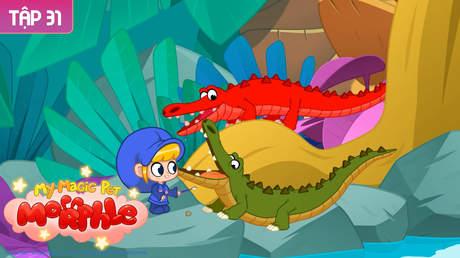My Magic Pet Morphle - Tập 31: Thú cưng cá sấu của tôi bị đau răng