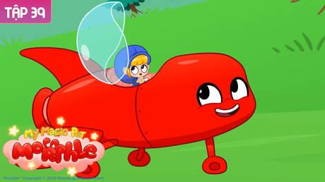 My Magic Pet Morphle - Tập 39: Cô bé quàng khăn đỏ