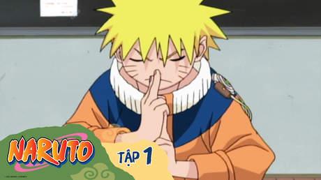 Naruto - Tập 1: Ta đây! Uzumaki Naruto