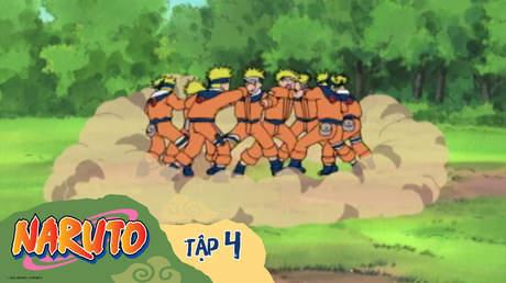 Naruto - Tập 4: Thử thách! Bài diễn tập sống còn