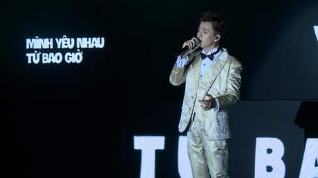 Ngô Kiến Huy - Live Concert: Mình Yêu Từ Bao Giờ