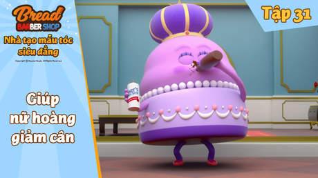 Nhà tạo mẫu tóc siêu đẳng - Tập 31: Giúp nữ hoàng giảm cân