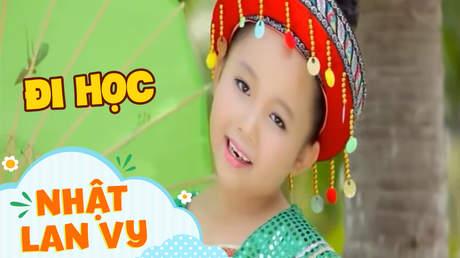 Nhật Lan Vy - Đi học