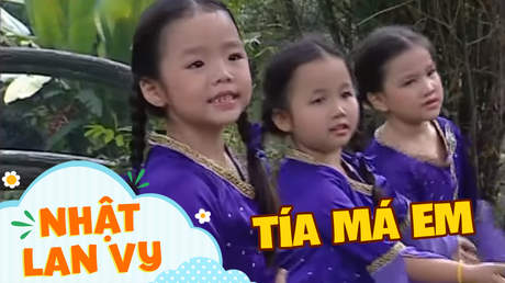 Nhật Lan Vy, tốp ca - Tía má em