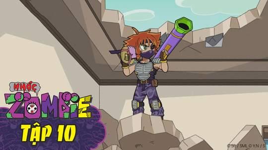 Nhóc Zombie - Tập 10: Thợ săn zombie Joe và quà sinh nhật