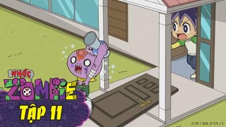 Nhóc Zombie - Tập 11: Đuổi theo cái bình