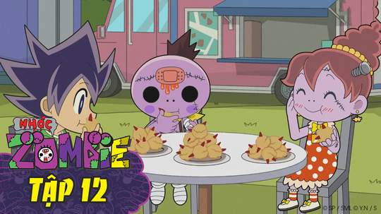 Nhóc Zombie - Tập 12: Đi ăn nhà hàng